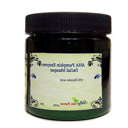 AHA Pumpkin Enzyme Mask Masque 5% Glycolic Acid Peel Exfolia