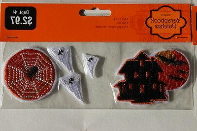 6 Patches Peel'n'stick Acid Free Polyester