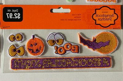 6 Patches Peel'n'stick Polyester Cotton