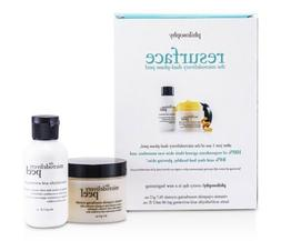 Philosophy  Resurface the Microdelivery  Dual phase Peel,Lac